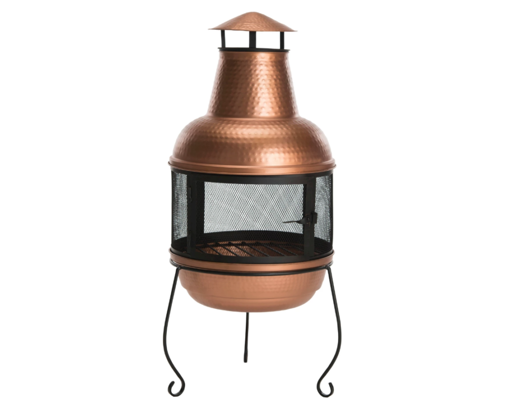 The Lima Woodburning Chiminea