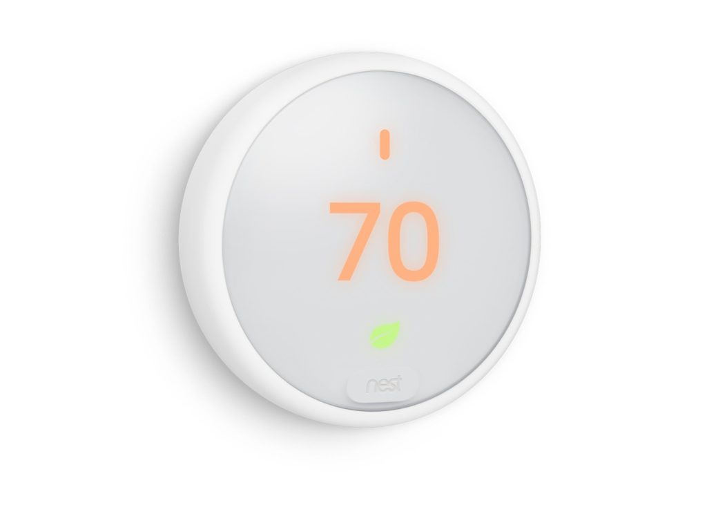 the nest thermostat E
