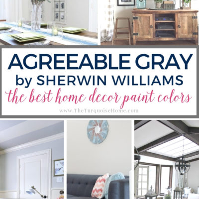 Agreeable Gray by Sherwin Williams