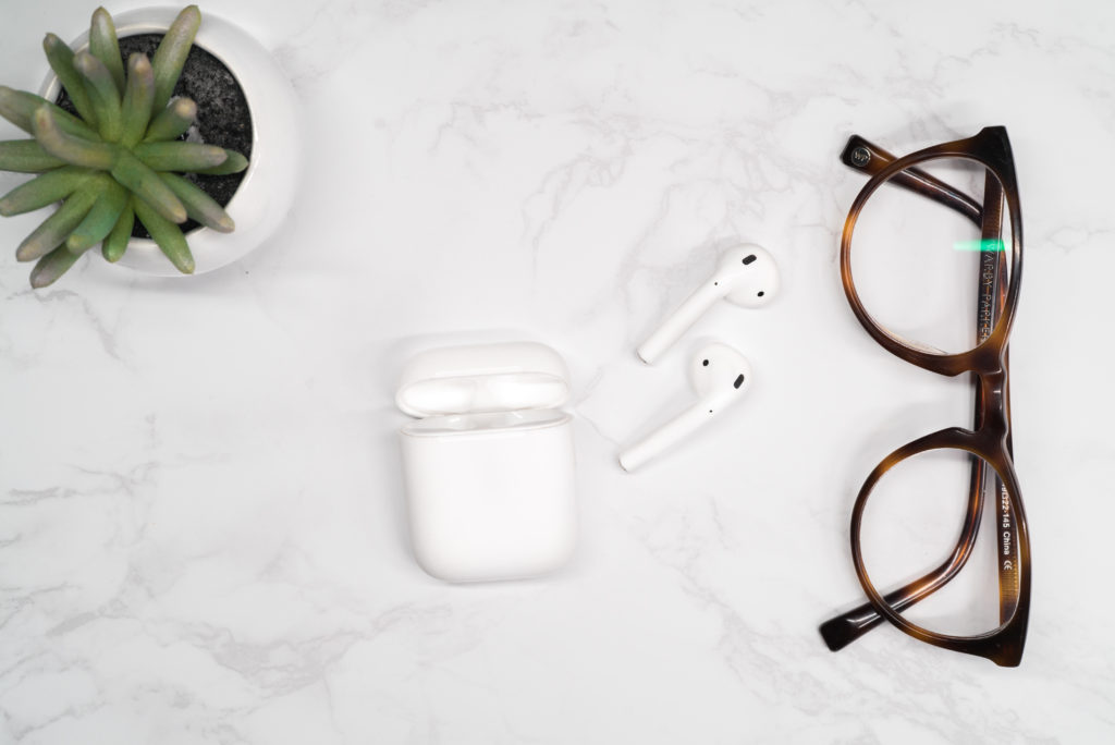 AirPods are a Mom's best friend - especially a work-at-home mom!