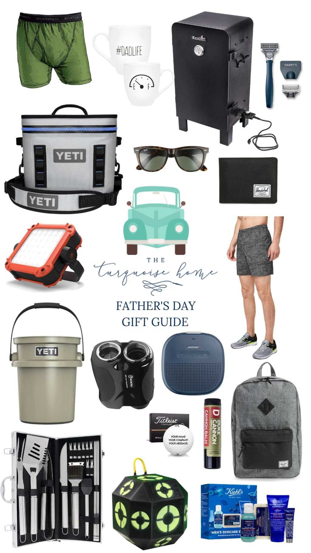 The BEST Father's Day Gift Guide