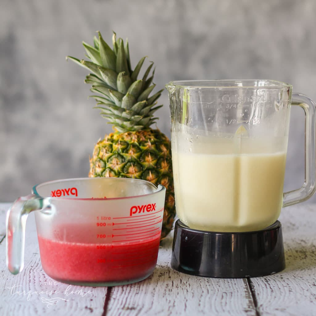 "This Lava Flow Cocktail will make you feel like you're hanging out on the beach! A traditional Hawaiian drink! ---> two conceptions mixed together"" class=""wp-image-31714″/></figure></div>    <h2><a href="