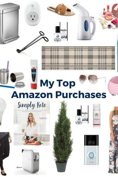 Amazon Prime Day | My Top 30 Amazon Purchases