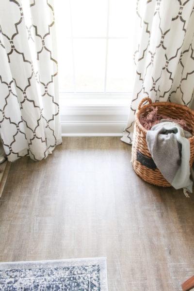 New Luxury Vinyl Plank floors | COREtec Boardwalk Oak flooring | LVP