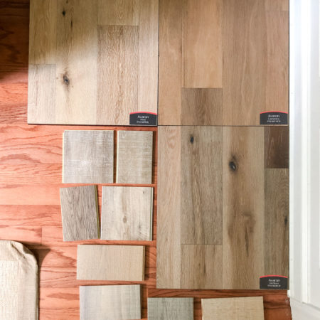 Choosing New Flooring | Luxury Vinyl Plank Floors
