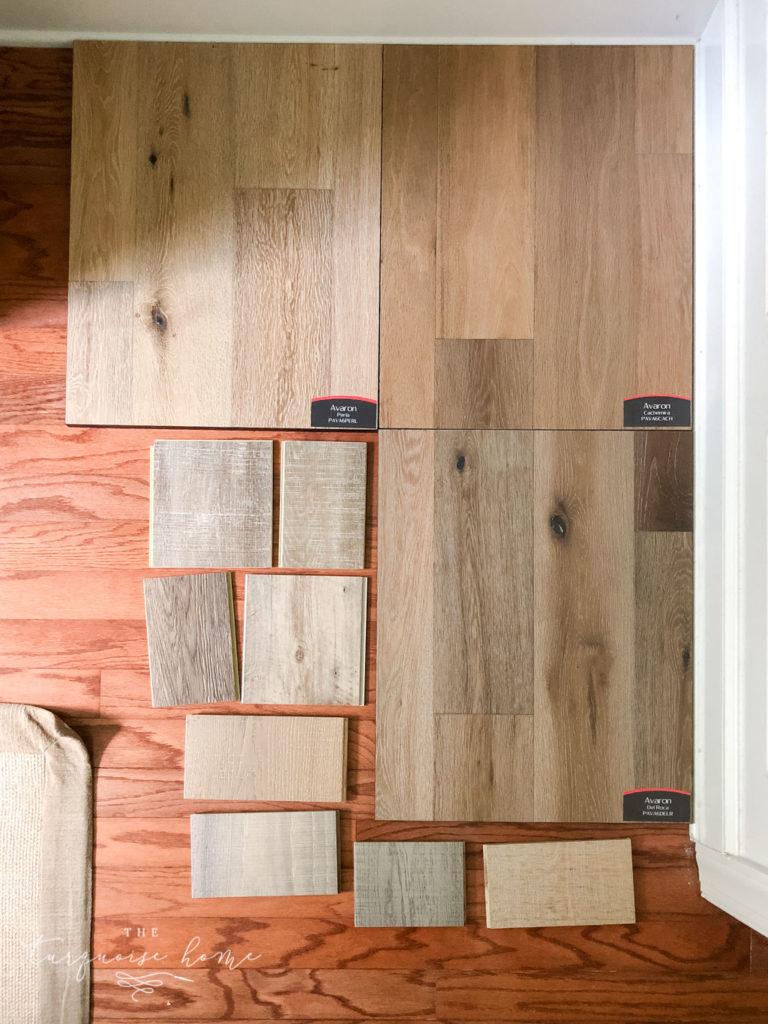 Choosing New Flooring | Luxury Vinyl Plank Floors