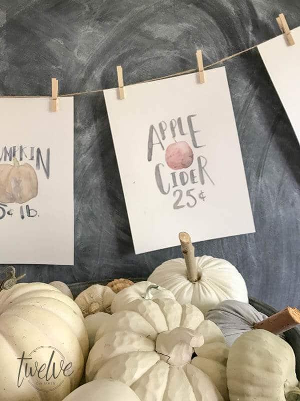 Harvest Printables | 25+ Free Fall Printables