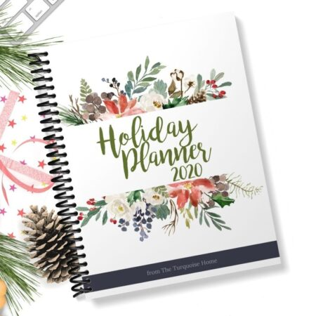 2020 Holiday Planner