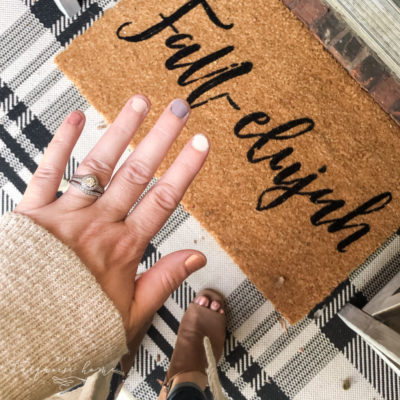 Fall nail polish colors: Barefoot in Barcelona, Tiramisu for Two, Taupe-less Beach, Be There in a Prosecco and Worth a Pretty Penne - all by OPI