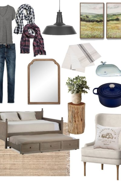 Weekend Sales and Pretty Picks!- lots of fall decor and beautiful furniture on sale!
