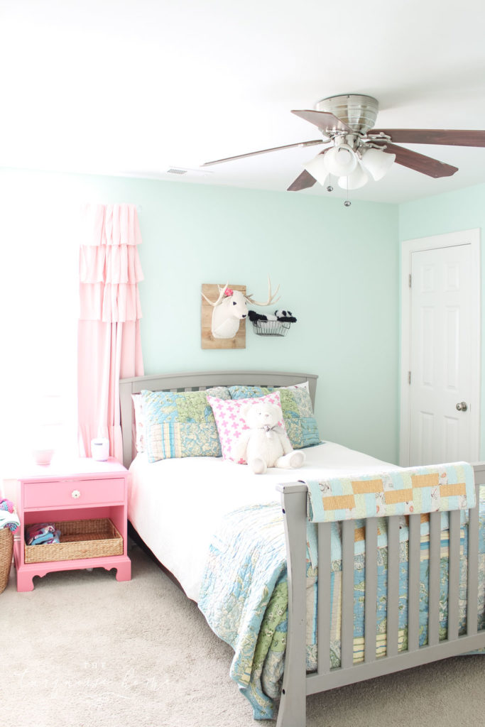 Rooms decor ideas for girls | girls bedroom ideas | turquoise and pink girls bedroom decor