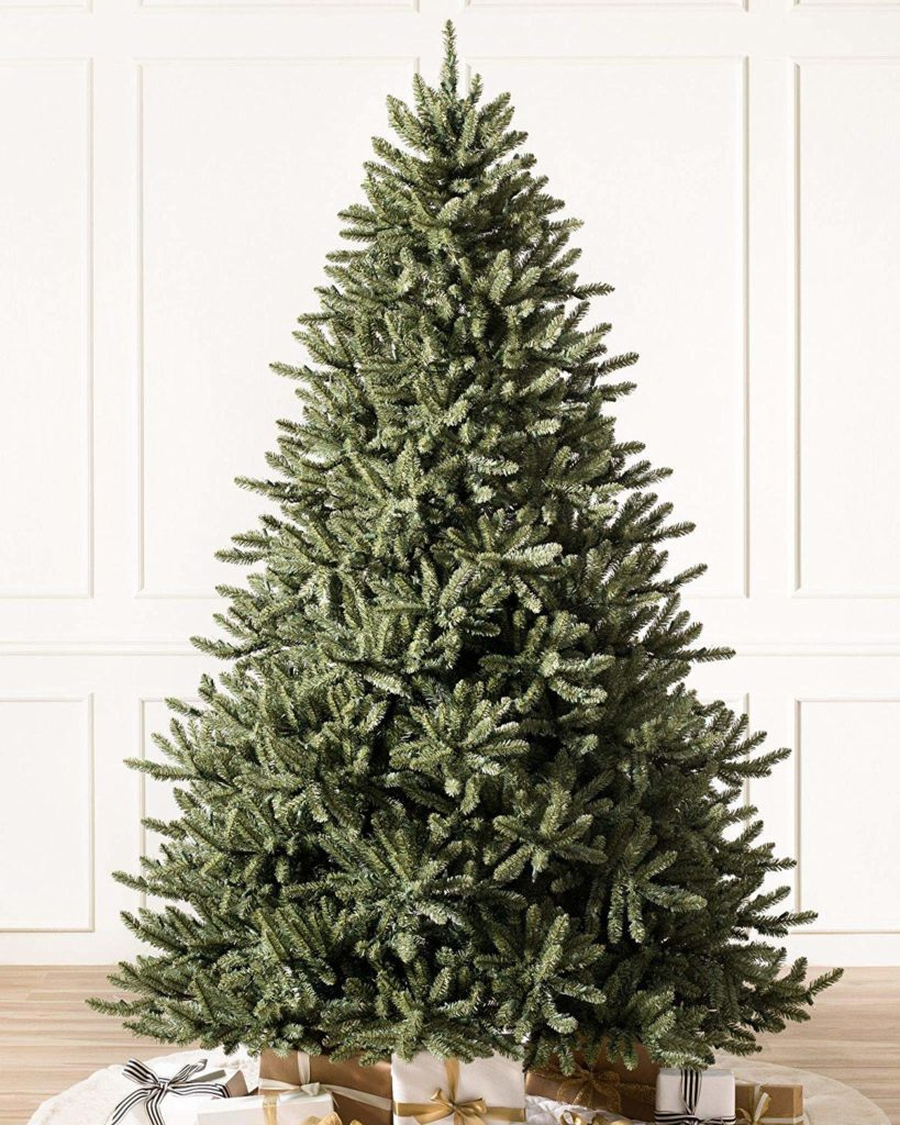 The BEST Artificial Christmas Trees | 6.5' Balsam Hill Blue Spruce Artificial Christmas Tree