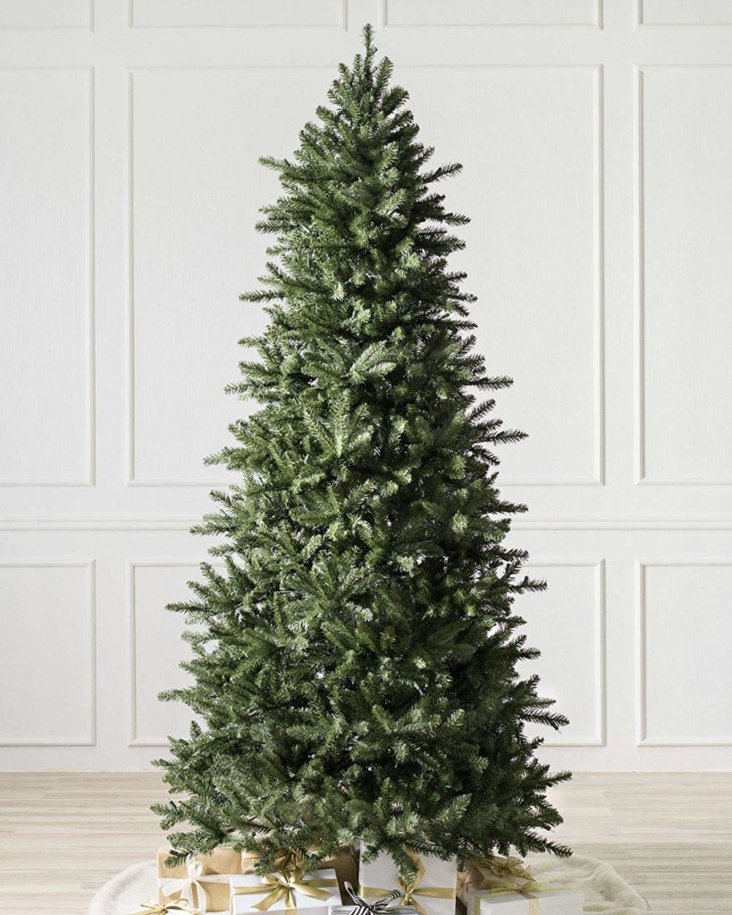 The BEST Artificial Christmas Trees | Balsam Hill Berkshire Mountain Fir Artificial Christmas Tree, 7.5 Feet