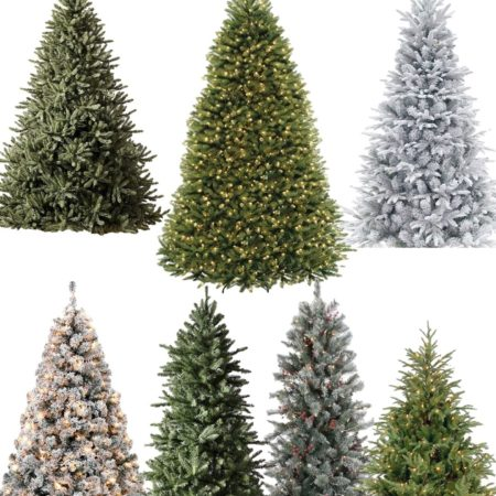 Where to Find the BEST Artificial Christmas Trees