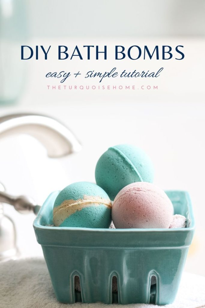 The BEST DIY Bath Bombs
