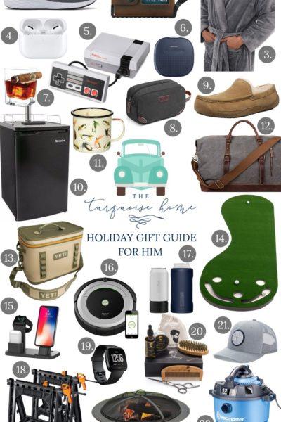 Gift Guide for men!