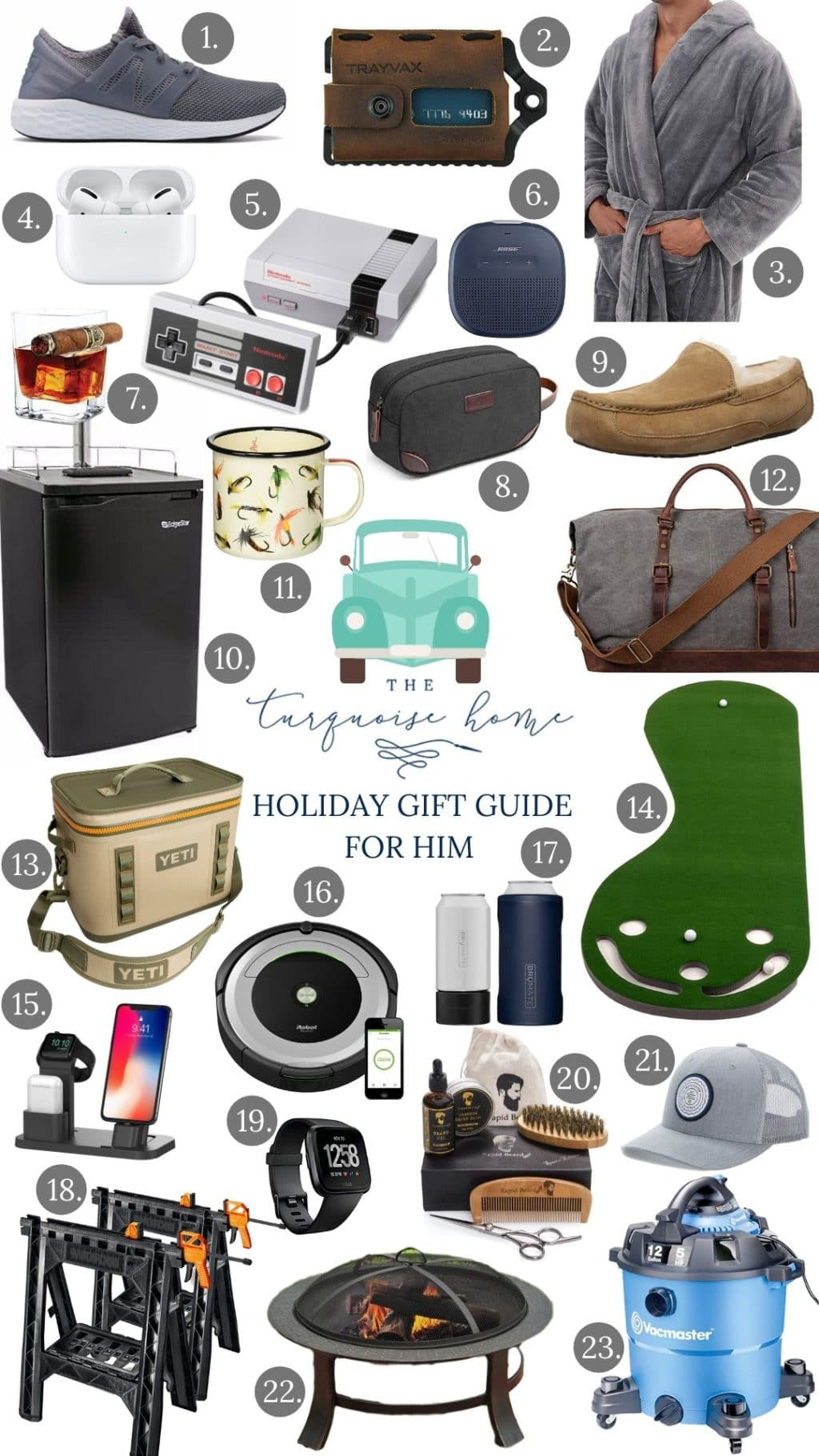 Gift Guide for men!