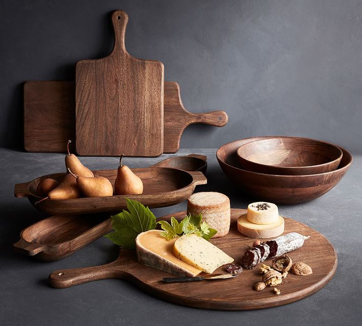 Host & Hostess Gifts | Wooden Cheese Board