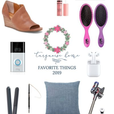 Favorite Things 2019