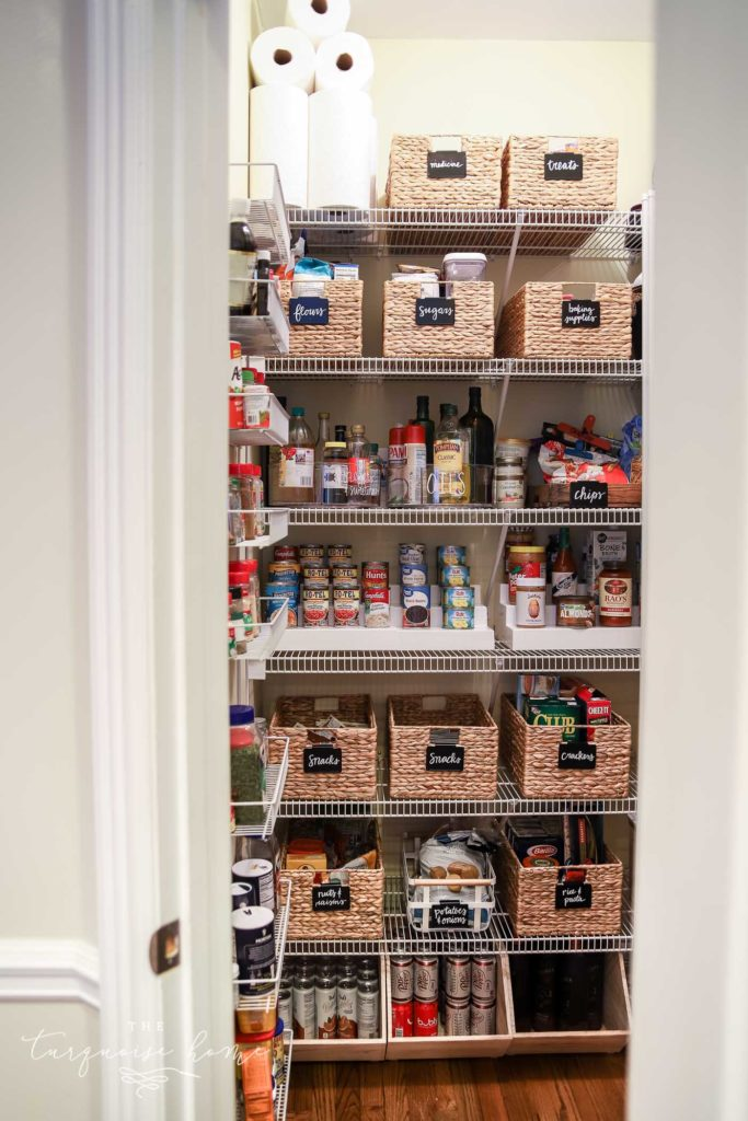 How to Organize a Pantry | Tips and Tricks for organizing a pantry