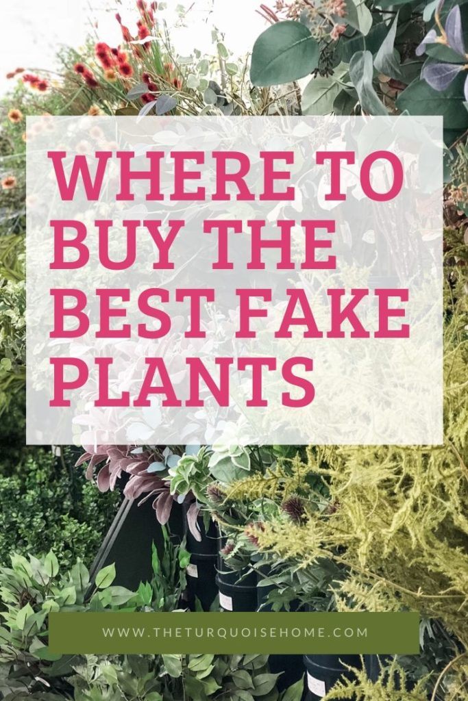 Where to Buy the Best Fake Plants