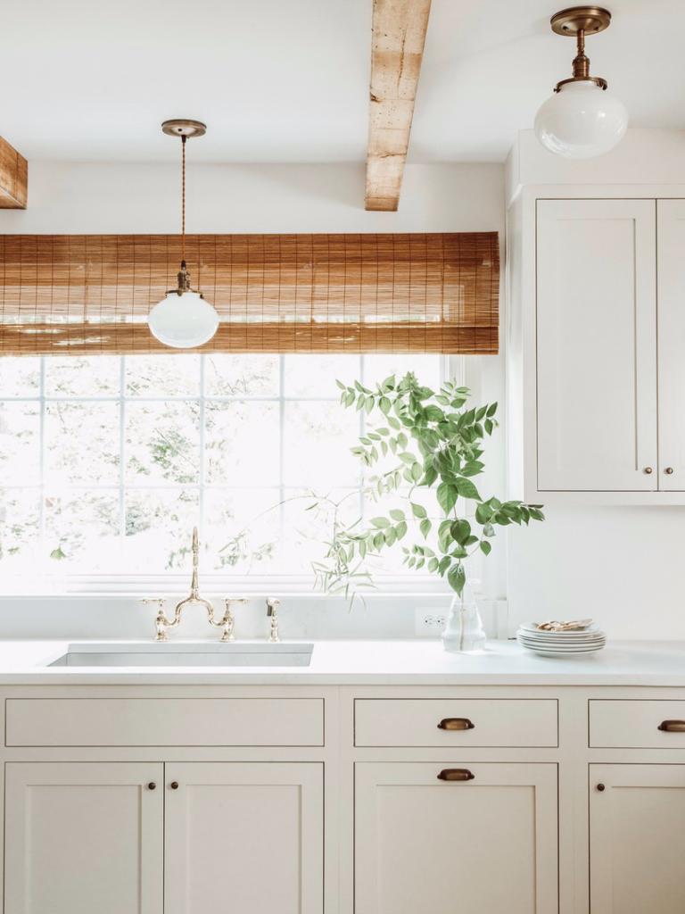 Shoji White cabinets
