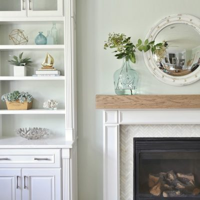 Sea Salt   Paint Colors in Living Room   Sand and Sisal