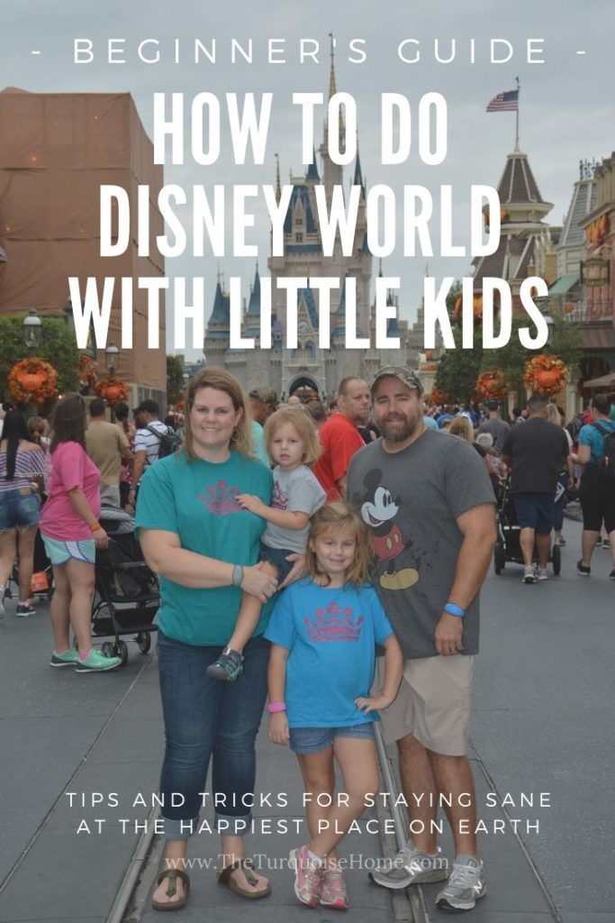 Beginner's Guide: How to Do Disney with Little Kids