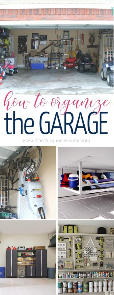5 Fabulous Garage Organization Ideas