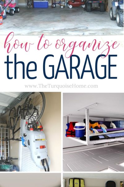 5 Fabulous Garage Organization Ideas