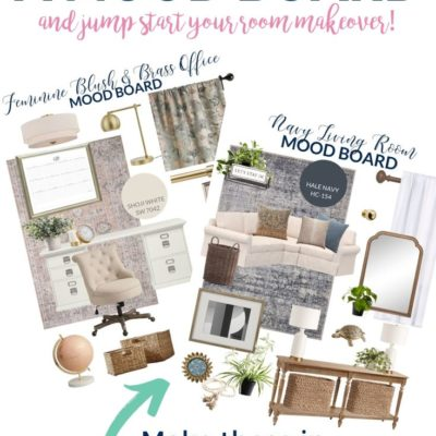 How to Make a Mood Board video tutorial