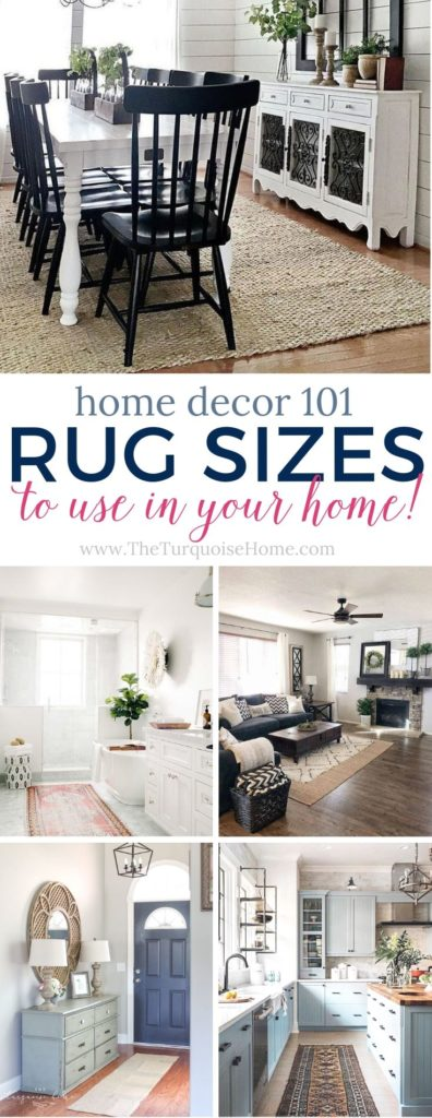 rug sizes for home decor