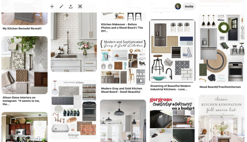 Pinterest Board Inspiration