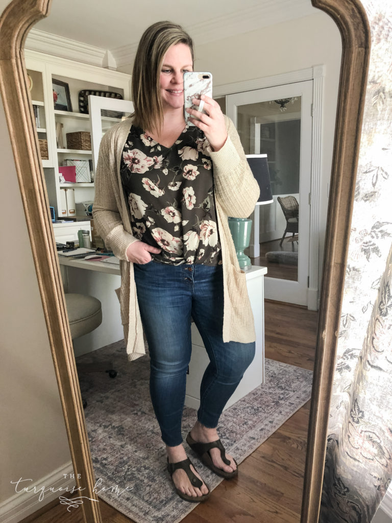 Madewell Cropped Skinny Jeans | Spring Fashion