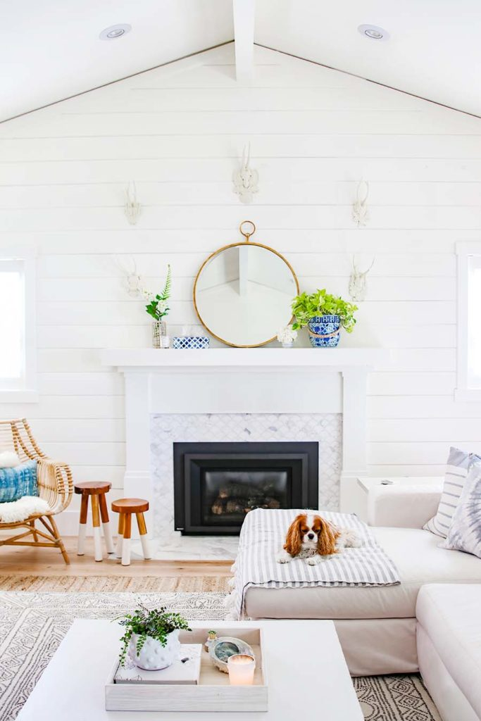 25 Stunning Summer Fireplace Mantel Decor Ideas The Turquoise Home