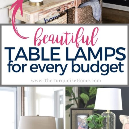 Beautiful Table Lamps for Your Home