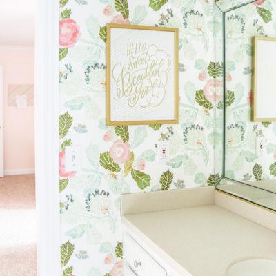 How to Hang Wallpaper Tutorial