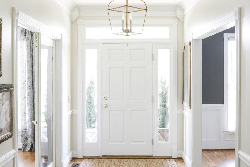 Foyer Pendant Lighting