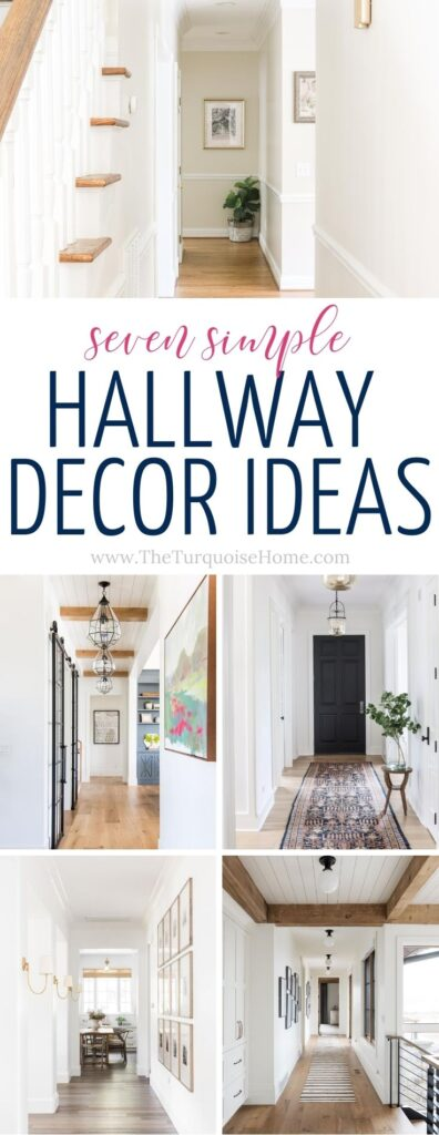 Simple Hallway Decor Ideas