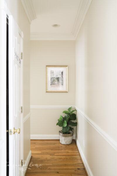 Simple Hallway Decor Ideas