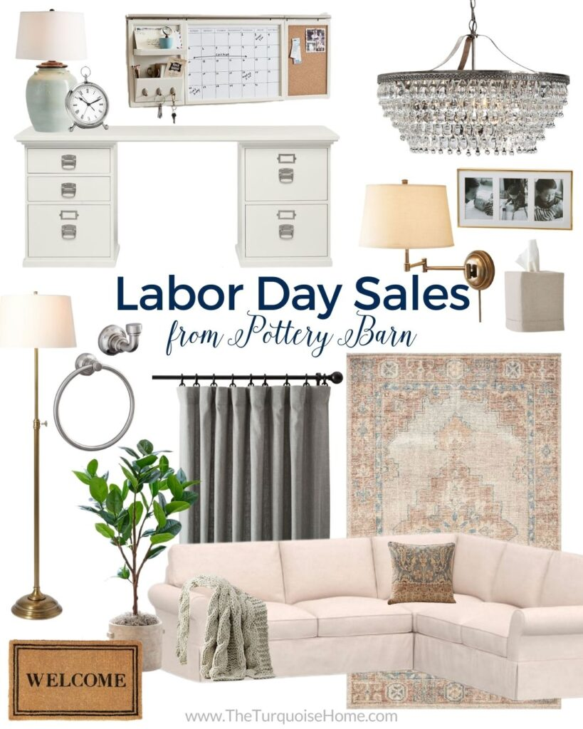 Labor Day Sales from Pottery Barn
