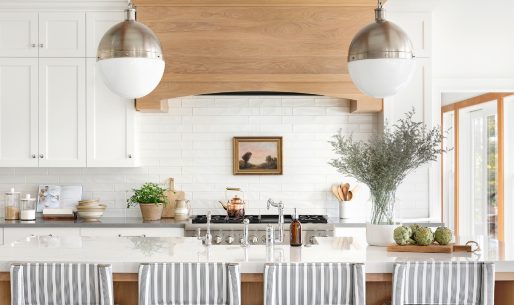 Bria Hammel Interiors - Farmhouse Kitchen