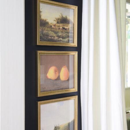 """""""Vintage"""" Landscape Art on a budget"""