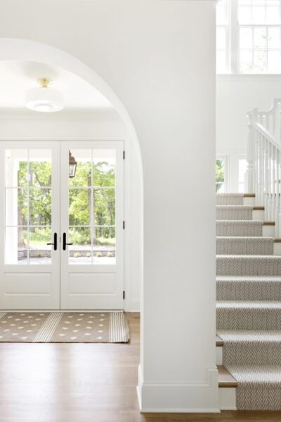Entry way and stairwell by Bria Hammel