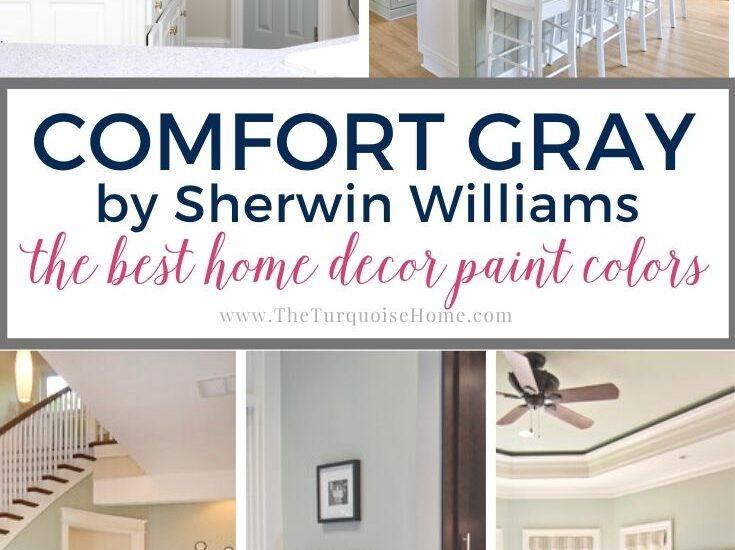 Sherwin Williams Comfort Gray