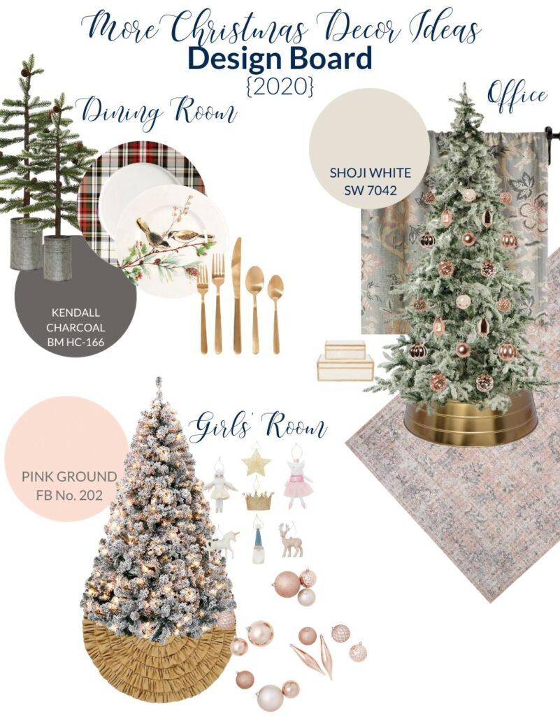 Christmas decorating ideas 2020