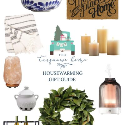 The BEST Housewarming Gift Guide