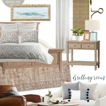 Restful Master Bedroom Retreat Design