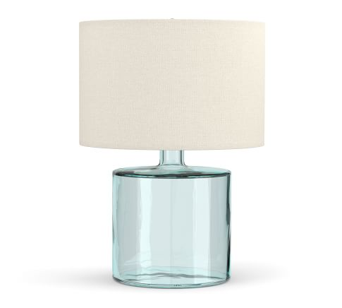 Mallorca Recycled Glass Lamps