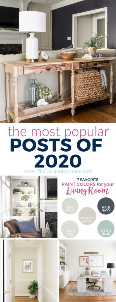 Top Posts of 2020